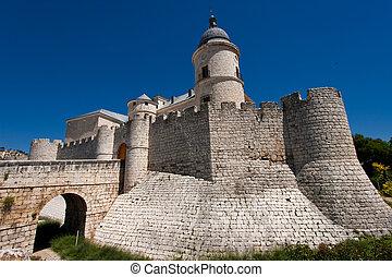 Castle of Simancas, Valladolid, Castilla y Leon, Spain
