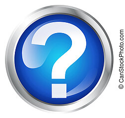 button with question mark symbol.