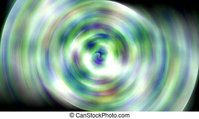 rotation circle tunnel,ripple - rotation deep circle...