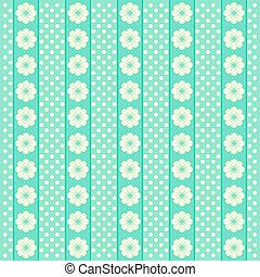 Beautiful flowers bckground - Beautiful flowers pattern...