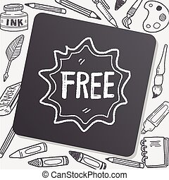 free doodle