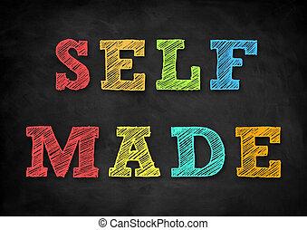 self made