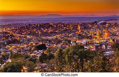 San Miguel de Allende Mexico Mirama - San Miguel de Allende,...