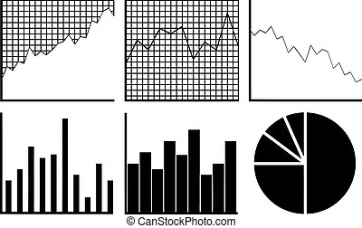 graphs - set of different graphs