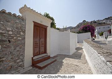 idra, grecia