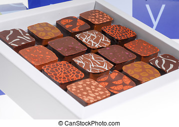 Hand Made Chocolates