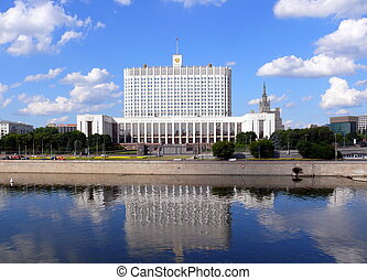 House of government of Russian Federation