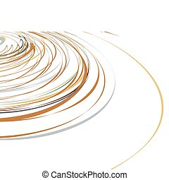 swirl wave background - Abstract swirl wave background....