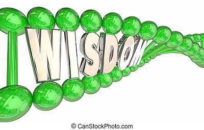 sabedoria, Smarts, inteligência, hereditário,...
