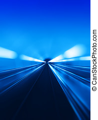 Escalator at Moscow metro abstraction background hd