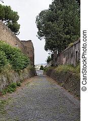 Clivio di Rocca Savella - Aventine ancient street , Clivio...