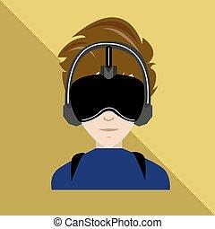 Virtual Reality - Technology : Virtual Reality