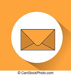 envelope mail message icon