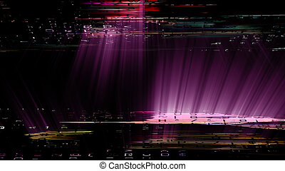 Futuristic Digital Light Technology 10943 - Conceptual...