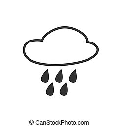 Rain intermittent. Hail. Drizzle shower. Weather forecast...