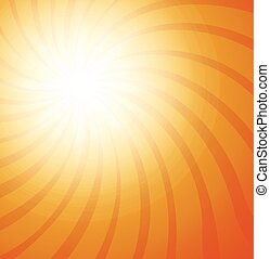 sunny sun sunshine background. Vector graphic