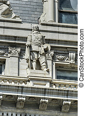 Surrougates Courthouse - New York City - Peter Stuyvesant on...
