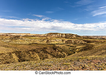 Four Corners - Nature Landscape - View of the natural...