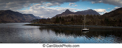 Loch leven, Glencoe, Scotland UK