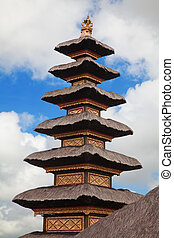Mother Temple of Besakih Largest hindu temple of Bali