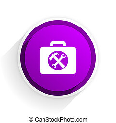 toolkit flat icon