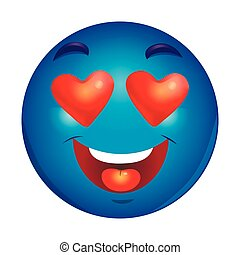 Amor,  Emoticon