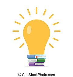 PrintLight bright idea - Light bright idea vector...