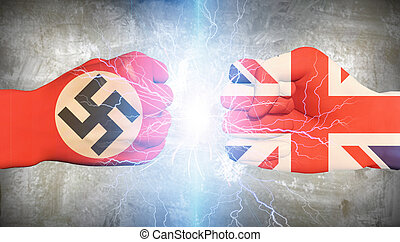 WWii - Nazi Germany vs UK