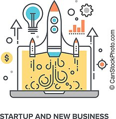 startup and new business