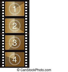 Filmstrip | 01 - Professional illustration for your website,...