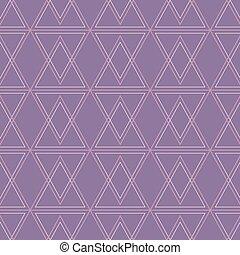 Seamless pattern. Purple background