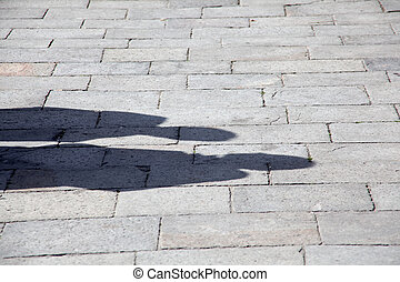 Shadow of a pair