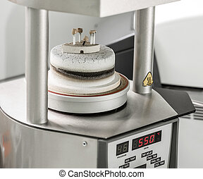 Oven for dental prostheses - Oven and press for ceramic...