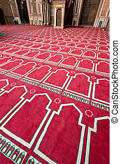 Egypt, Cairo, Sultan Hassan Mosque