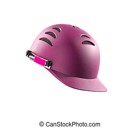 Hard Hat with clipping path