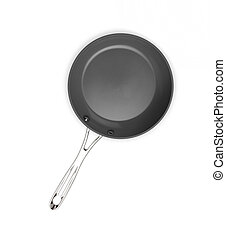New non-stick frying pan