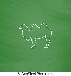 camel computer symbol
