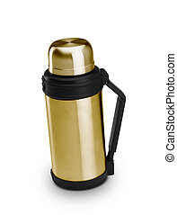 Thermos isolated