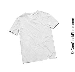 Unisex T-shirt template