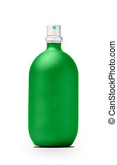 spray can isolated on white with