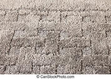 gray carpet close up