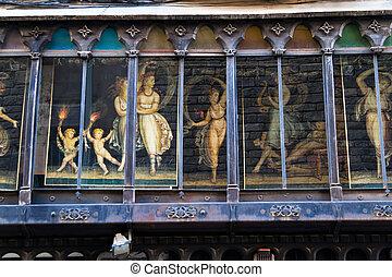Barcelona - Placa del Rei