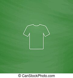 t-shirt computer symbol