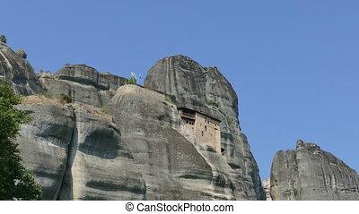 Monastery St Nicholas Meteora - Holy Monastery St Nicholas...