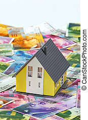 Financing of a house in Swiss francs