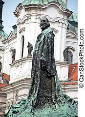 Prague, Old Town Square,