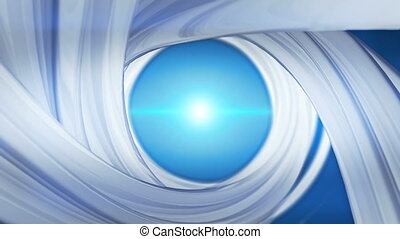 Abstract rotating spiral background. Full HD Resolution:...