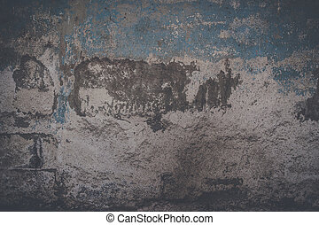Grunge background of a wall