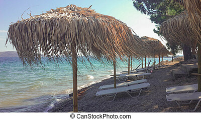 Greek Beach in Attica