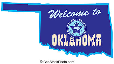 Welcome oklahoma Illustrations and Clipart. 57 Welcome oklahoma ...